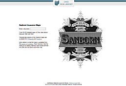 Sanborn Fire Maps