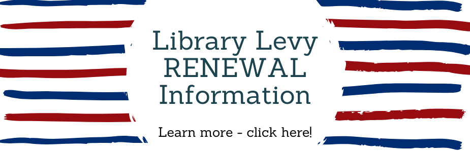 Library Levy Renewal